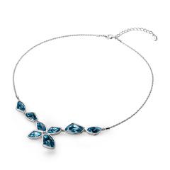 Aurora海蓝之星项链 货号111533