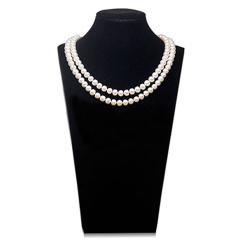 """菲润""""时尚美人""""天然珍珠项链 货号116168"""