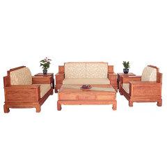 刺猬紫檀沙发9件套 货号116978