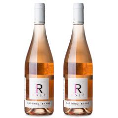 R牌粉红葡萄酒1+1组 货号118020