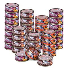 阿尔帝挪威三文鱼罐头畅享组 货号118313