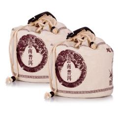 吉顺号十年普洱茶收藏组 货号118637