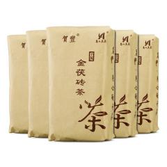 贺豐福禄寿喜财手筑金茯砖 货号119685