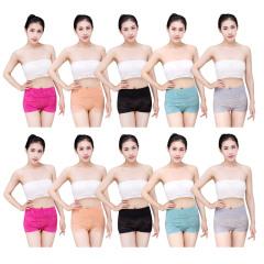 Barbie高定蕾丝高腰蚕丝裆内裤  货号119886
