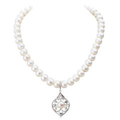 圣珀尔经典百变珍珠挂件套组 货号120071