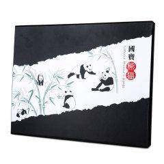 国宝熊猫银币套组 货号121068