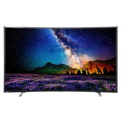 东芝65英寸曲面4K智能网络电视 货号121279