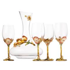 法国罗比罗丹兰之恋酒具独供款 货号121361