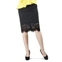 CELLE西琳优雅蕾丝裙  货号122411