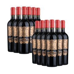 法兰骑士查尔德干红葡萄酒套组 货号123143