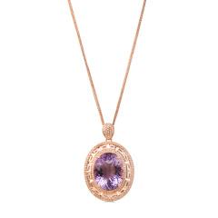 紫气东来璀璨之星紫晶套组
