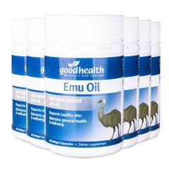 新西兰好健康鸸鹋油胶囊