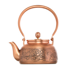 《如懿传》花开富贵铜壶