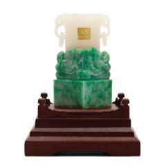 双奥·中国尊羊脂玉版珍藏