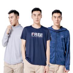 FREE FOREST防紫外线皮肤衣男