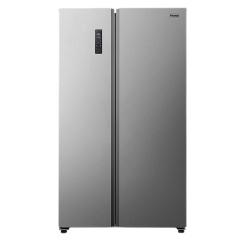奥马532升变频无霜对开门冰箱