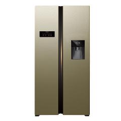 达米尼516升水吧对开门冰箱