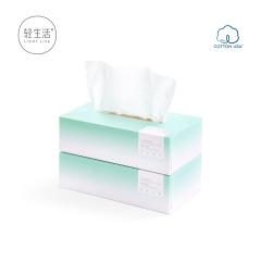 轻生活一次性洗脸巾敏感肌可用纯棉巾