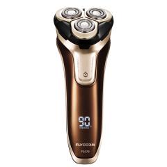 飞科(FLYCO) FS379电动剃须刀 充电式三头浮动刮胡刀 全身水洗 商务便携式胡须刀