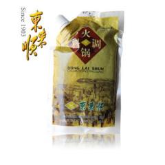 东来顺 火锅蘸料 精制调料 鲜香原味200g清真食品 火锅食材