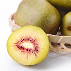 【新鲜水果】红心猕猴桃 12粒装(单果90-110克)