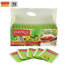 斯里兰卡原装进口 IMPRA 英伯伦香草味调味茶(2g*30袋)60g