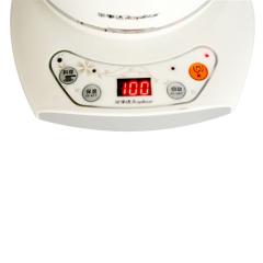 荣事达(Royalstar)电热水壶SA1210多功能料理壶1.2L快速沸腾节能省电