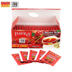 斯里兰卡原装进口 IMPRA 英伯伦樱桃味调味茶(2g*30袋)60g