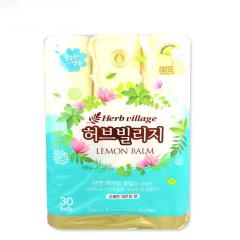 韩国原装进口木之惠纯情约定卫生纸30卷装