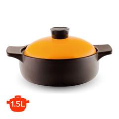 嘉炖炖锅陶瓷锅煲汤炖锅养生汤煲炖煮焖烧锅明火燃气灶锅具
