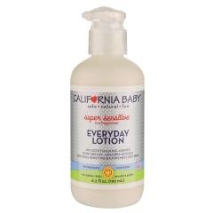 Californiababy/加州宝宝 超级防敏乳液 6.5 fl.oz/192ml