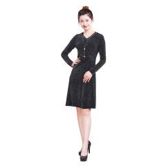DS韩丝针织连衣裙  货号123461