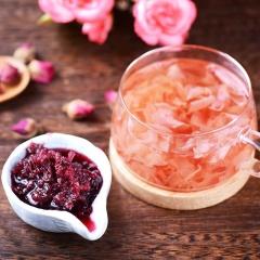 贵州深山玫瑰鲜花玫瑰糖纯天然美容养颜