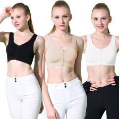 美国Genie bra第五代拉链内衣款3件组