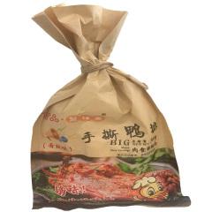 【特产美食】御品·聚祥斋 手撕鸭排 300g*4袋