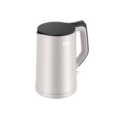 海尔(Haier) K1-C01G 电热水壶家用304不锈钢 大容量烧水壶自动断电保温开水煲