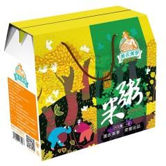 美农美季 东北五谷杂粮粗粮 粥米礼盒4kg(八宝粥米 十谷米)