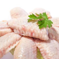 原野珍食内蒙古正宗土鸡冻新鲜鸡翅中750g