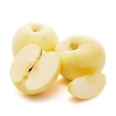 【新鲜水果】山东奶油富士苹果 (7-8斤)单果约180g-220g