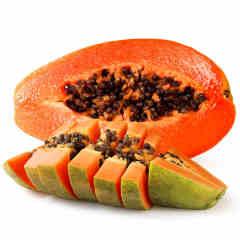 红心木瓜 5斤装 单果500g以上