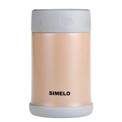 SIMELO印象京都系列非常诱惑焖烧杯500ML粉色