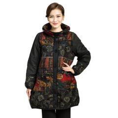 圣衣狄新款中国风保暖棉衣  货号121612