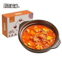 厨厨喵咪韩式泡菜汤
