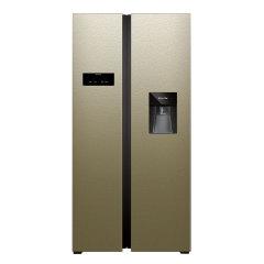 达米尼612升带水吧对开门冰箱