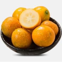 【新鲜水果】冰糖香妃柚脆皮金桔 3斤 中大果