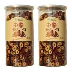 响吃 枣圈 308g*2罐