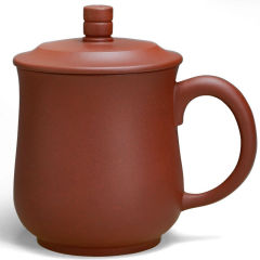金镶玉 宜兴紫砂杯 西施泡茶杯 大容量原矿手工水杯茶具办公杯