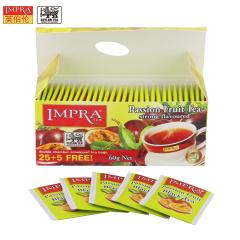 斯里兰卡原装进口 IMPRA 英伯伦西番莲味调味茶(2g*30袋)60g