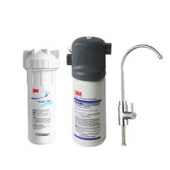 3M 美国原装进口净水器家用直饮DWS160-L 白