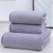 斜月三星 珊瑚绒毛巾浴巾三件套(2条毛巾+1条浴巾)组合套装